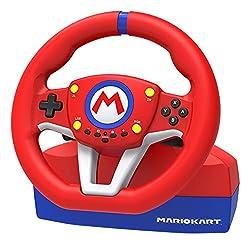 small Hori Nintendo Switch Mario Kart Racing Bike Pro Mini Author – Officially Licensed by Nintendo –…