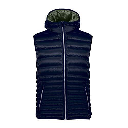Cmp Man Vest Zip Hood XL