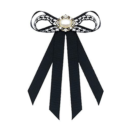 FASELE Women Bow corsage with Brooc…
