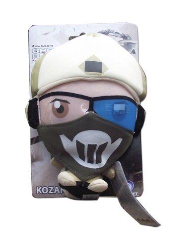 Tom Clancy's Ghost Recon: Future Soldier Stofftier / Plüsch Figur: Kozak 17 cm