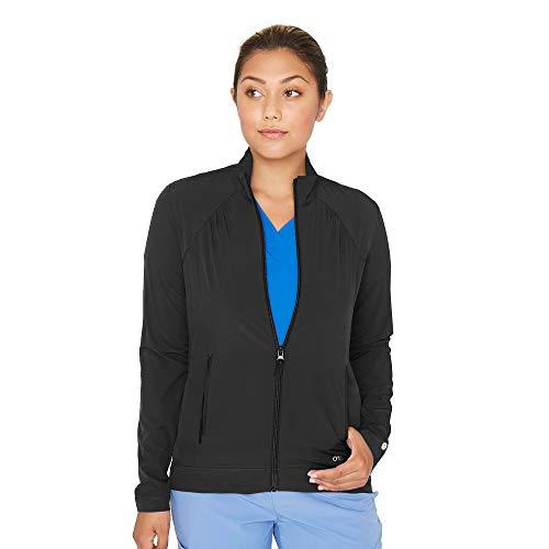BARCO One 5405 Women's Endure 360 Spandex Stretch Jacket Black M