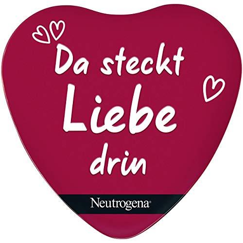 Neutrogena Norwegische Formel Set, Geschenkset mit Handcreme unparfümiert, Deep Moisture Sofort einziehende Bodylotion & Feuchtigkeitscreme