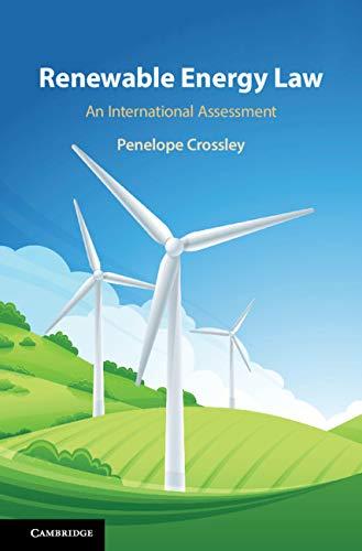 Renewable Energy Law: An International Assessment (English Edition)