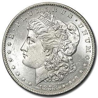 1878 CC Morgan Silver Dollar $1 XF