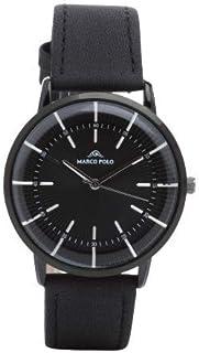 ساعة رسمية للرجال ماركوبولو (BLACK)