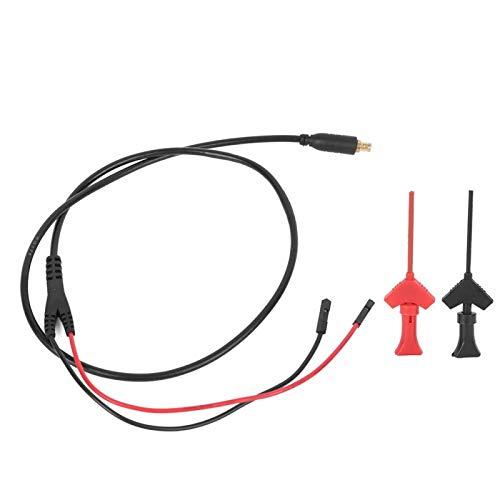 Cable conector Cable de puente Conexión Cable de prueba Precisión Osciloscopios Cable...