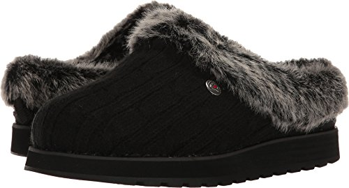 Skechers BOBS from Keepsakes - Ice Angel Black 6.5 B (M)