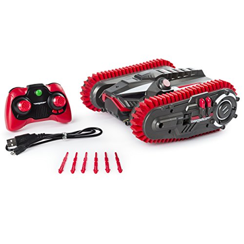Air Hogs Robo Trax All-Terrain RC Tank with Robot Transformation, Frustration Free Packaging