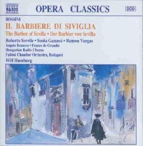 Rossini: Il Barbiere Di Siviglia / The Barber of Seville / Der Barbier von Sevilla