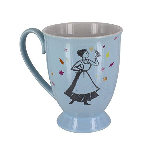 Paladone Mary Poppins Mug en céramique Multicolore 6 x 8 x 12 cm