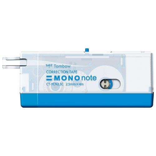 トンボ鉛筆 修正テープモノノート CT-YCN2.5C41 【10個セット】