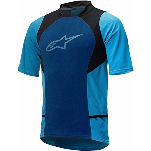 Alpinestar Cycling Camiseta Manga Corta BLU/BLU Navy M