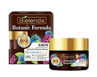 Bielenda BOTANIC FORMULA Anti - Wrinkle Face Cream with Black Cumin Oil & Cistus 50ml from Bielenda
