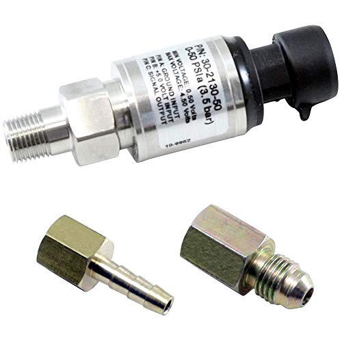 AEM 30-2130-50 50 PSIA or 3.5 Bar MAP Sensor Kit