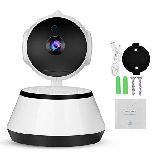 Grabación en Tiempo Real Cámara HD 1080P Cámara PTZ Seguridad Cámara de 5MP Cuidado del bebé en el hogar para reuniones remotas Transmisión Web en Interiores
