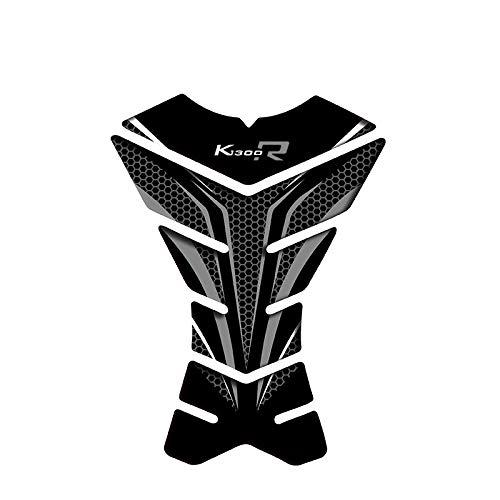 Luyangyund Motorrad-Behälter-Auflage-Schutz-Aufkleber fit for BMW K1300R (Color : 24)