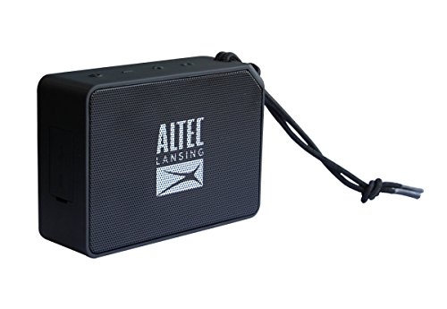Altec Lansing al-sndbs2Altavoz Bluetooth Impermeable para iPad/iPod/iPhone Azul