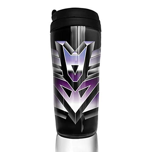 Taza de té de Not Transformers Decepticons, taza de té, 350 ml, práctica taza de regalo.