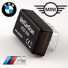 (再入荷)(正規輸入品)UniCarScan UCSI-2000 Bluetooth アダプター スマホ タブレット コーディング BMW MINI BIMMERCODE BIMMERLINK アプリ対応 BMW F・Gシリーズ対応 G30 G31 F90 G11 G12 G32 G01 G02 G05 G07 G14 G15 MINI Fシリーズ F55 F56 F57 F60 TOYOTA トヨタ A90 スープラ SUPRA