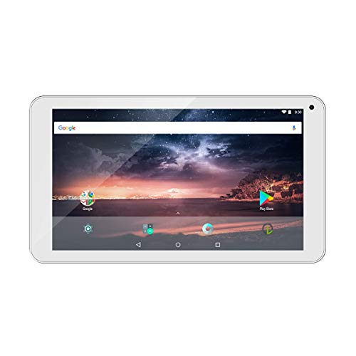 Logicom La Tab 72 Tablette tactile (Écran : 7 Pouces - 16 Go - Android 7.1 Nougat) Blanche
