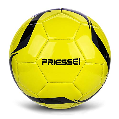 Priessei Football Training Ball Size 5 Official Indoor Outdoor Soccer Ball Professional Match ballgreen