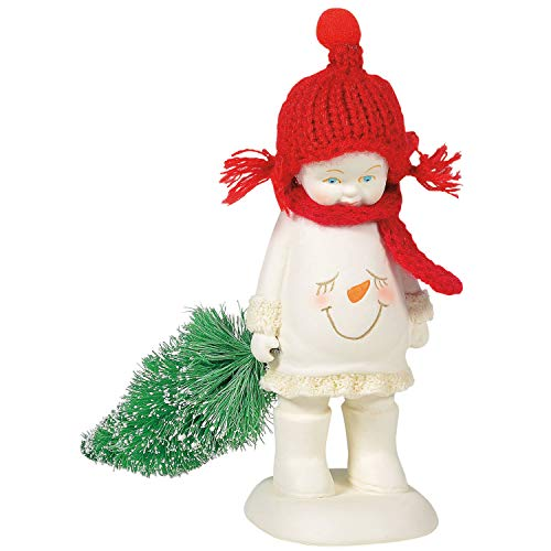 Department 56 Snowbabies Classics Wear a Smile Figurine, 5 Inch, Multicolor