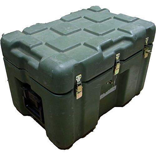 US Armee Transportkiste Kunststoff Transportbox Transportbehälter