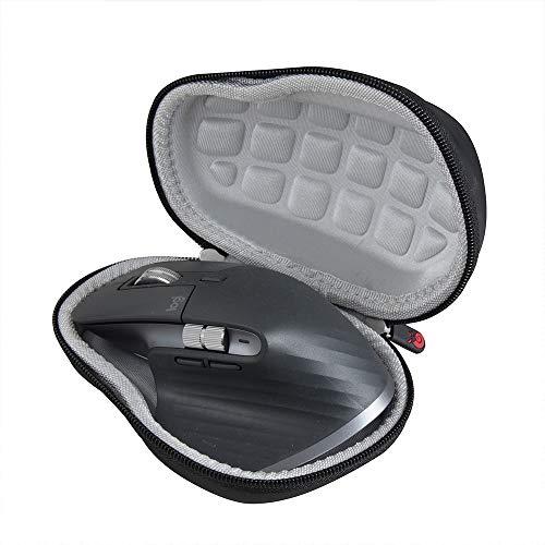 ロジクール アドバンスド ワイヤレスマウス MX Master 3 専用収納ケース-Hermitshell (ブラック)