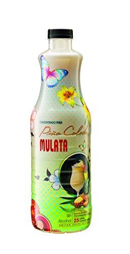 Mulata Concentrado Para Piña Colada 1,5L