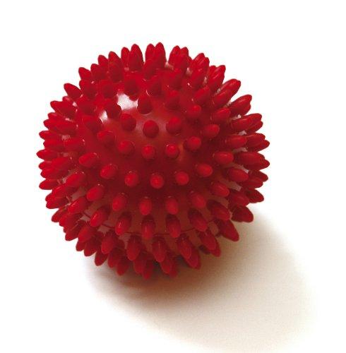 Sissel Attrezzo Massaggio Spiky-Ball Set x2 Rosso
