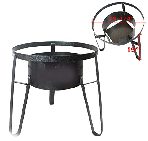 Best Review Of KCHEX>Cast Iron Super Gas Propane Stove Portable Camp Burner Outdoor Cooking Stand>Gr...