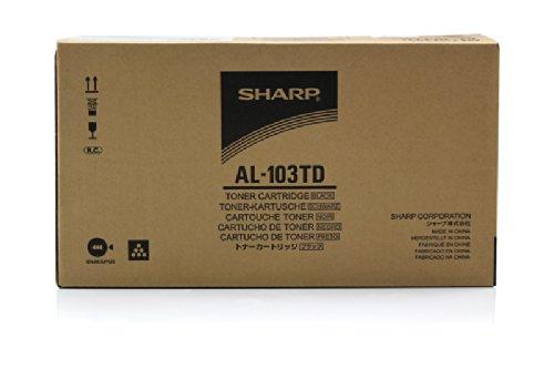 Original Sharp AL-103T Sonstige Black für Sharp AL-1035