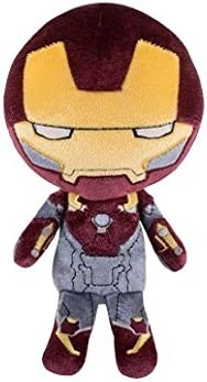 Funko Hero Plushies Marvel Iron Man Figure Action Max 43% New Orleans Mall OFF