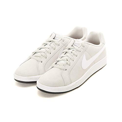Nike Court Royale Suede, Zapatillas de Deporte para Hombre, Multicolor (Light Bone/White/Black 009), 45 EU