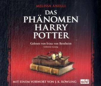 Das Phänomen Harry Potter, 4 Audio-CDs