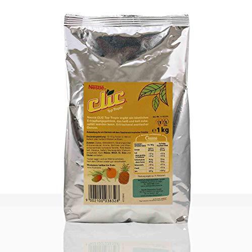 Nestlé Clic Tee Typ Tropic 1kg Instanttee