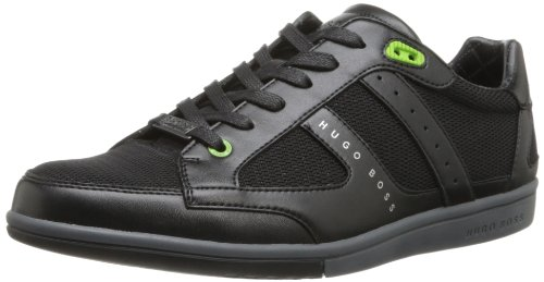 Hugo Boss BOSS Green by Herren O Shea In The Flesh Wanderschuh, Schwarz (schwarz), 39.5 EU