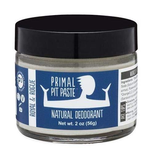 Primal Pit Paste - Royal & Rogue Jar