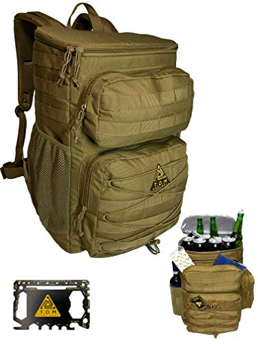 T.O.M Horizons Cooler Backpack, ...