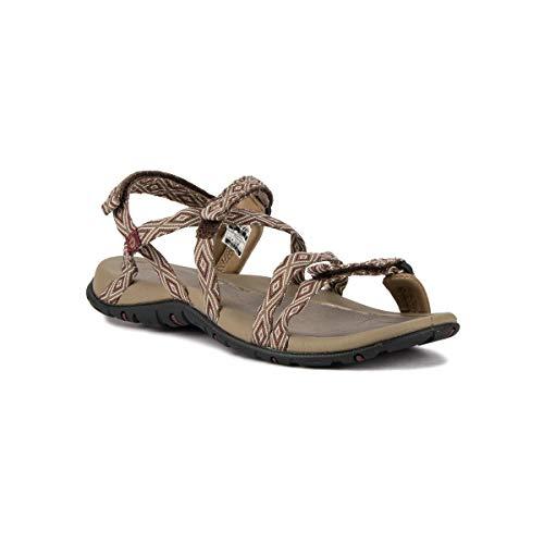Hi-Tec Santorini Strap Sandalias para Mujer