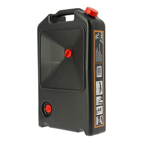 XL Tech 300110 Kanister für Ablaufgarnitur, 7 l, flach