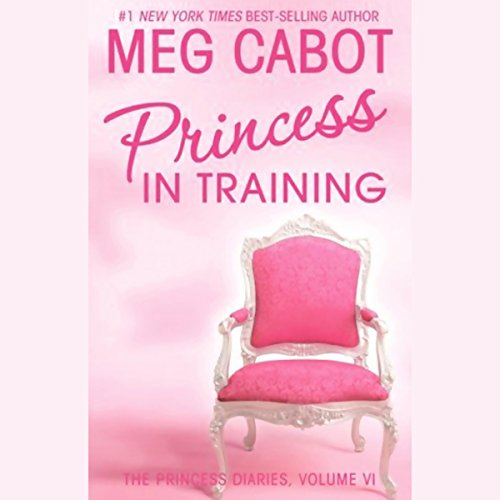 Princess in Training audiobook cover art