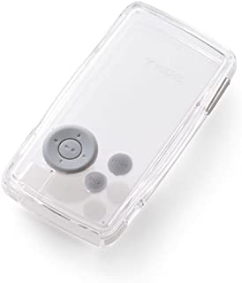 Sony CKH-NWA800 Hard Case for NWZ-A800 Series Sony Walkman Video MP3 Player (Clear)