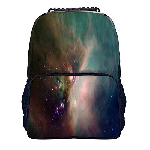 Zaino a spalla da 16 pollici colorato-galassia-5 40x28x16cm standard zaino da lavoro