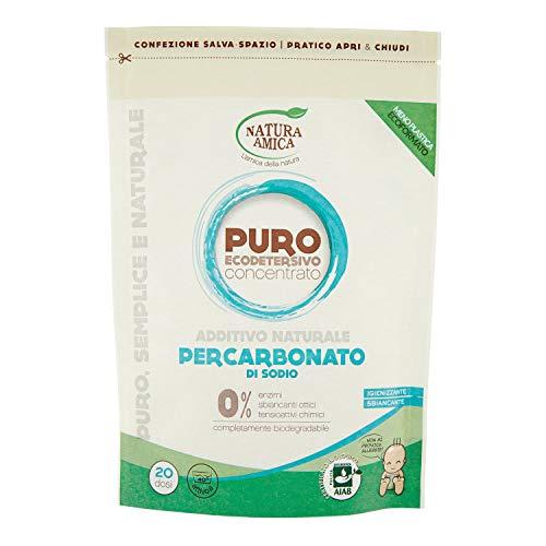 NATURA AMICA Aditivo natural percarbonato de 250 gr. - productos de limpieza