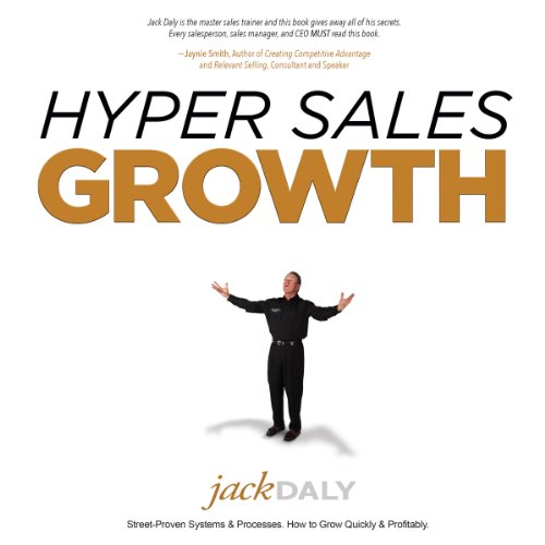 Hyper Sales Growth audiobook cover art