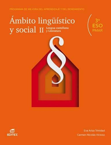 PMAR - Ámbito lingüístico y social II. Lengua castellana y Literatura (Secundaria)