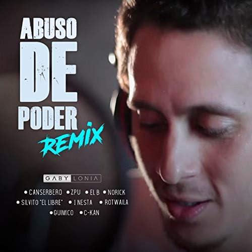 "Gabylonia feat. Canserbero, ZPU, El B, Norick, Silvito ""El Libre"", I Nesta, Rotwaila, Quimico & C-Kan"