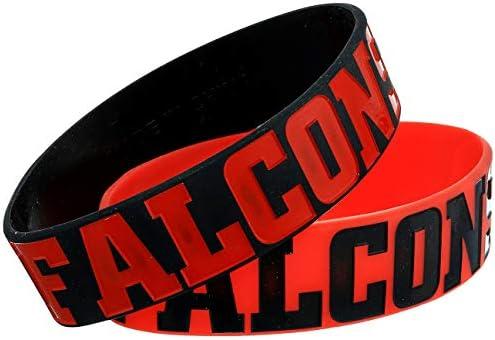 Oakland Raiders Bulk Bandz Bracelet 2 Pack