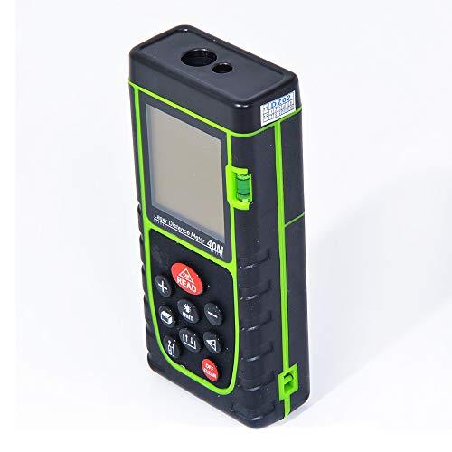 Trena Digital - Medidor De Distâncias A Laser Até 40m Novo